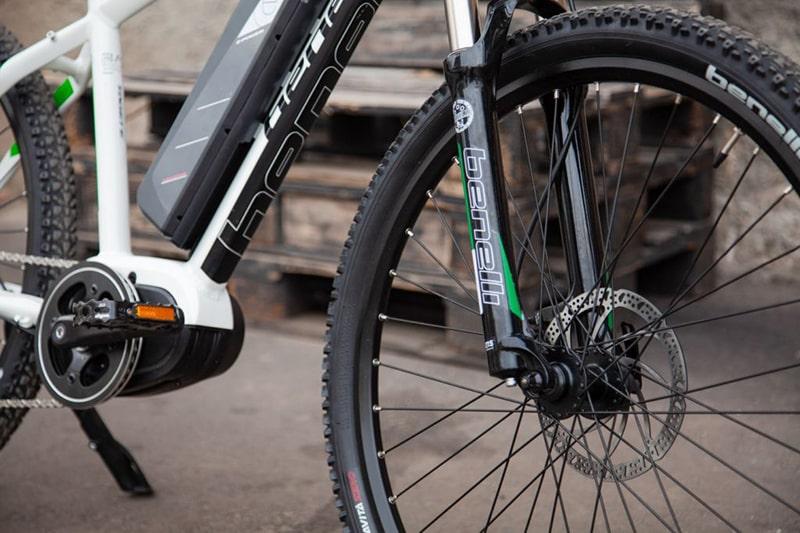 Велогибрид Benelli Tagete 27.5 фото 2