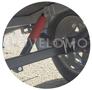 рессорная подвеска белтрейлер ВТ200-20