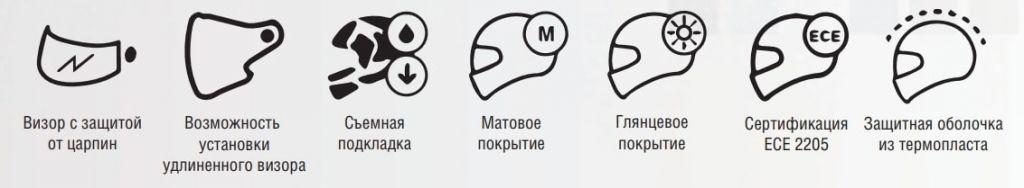 шлем beon b100b life style