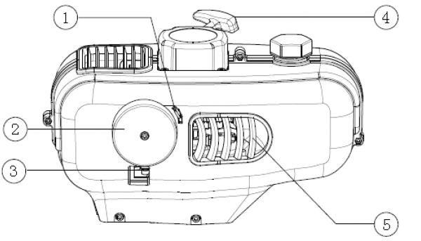 лодочный мотор eco 350 ts