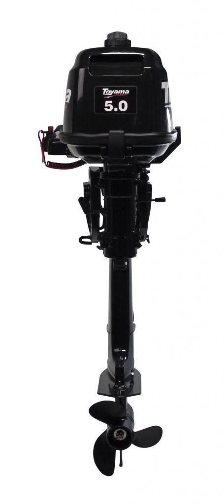 Лодочный мотор ТоямаT5 BMS