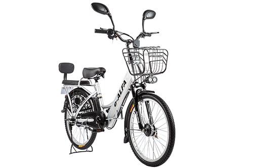 велогибрид Eltreco e-ALFA