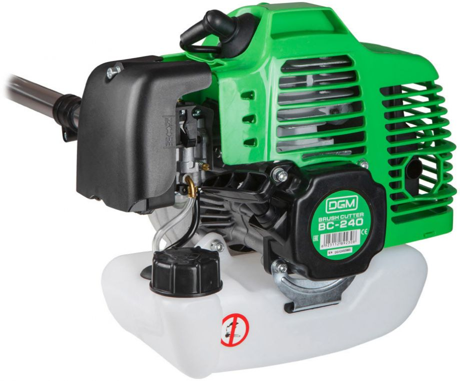 двигатель мотокосы DGM BC 240