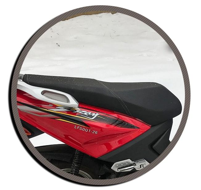 сидение скутер lifan lf50qt-26