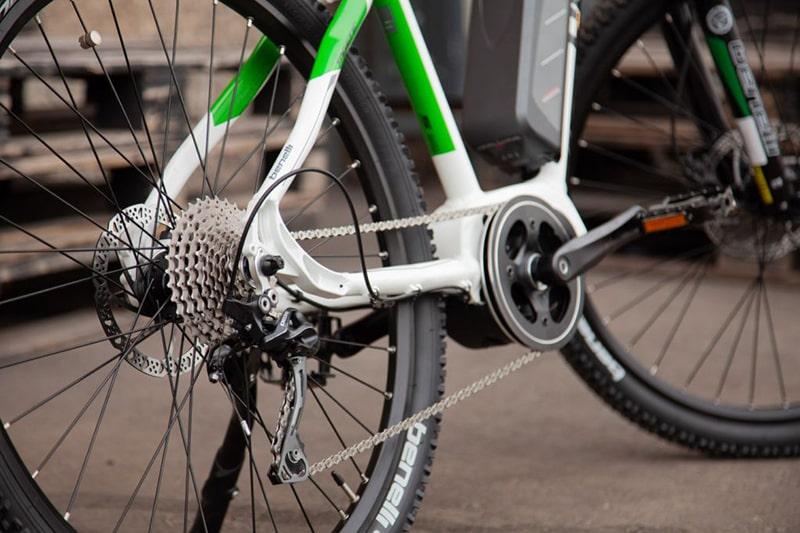 Велогибрид Benelli Tagete 27.5 фото 3