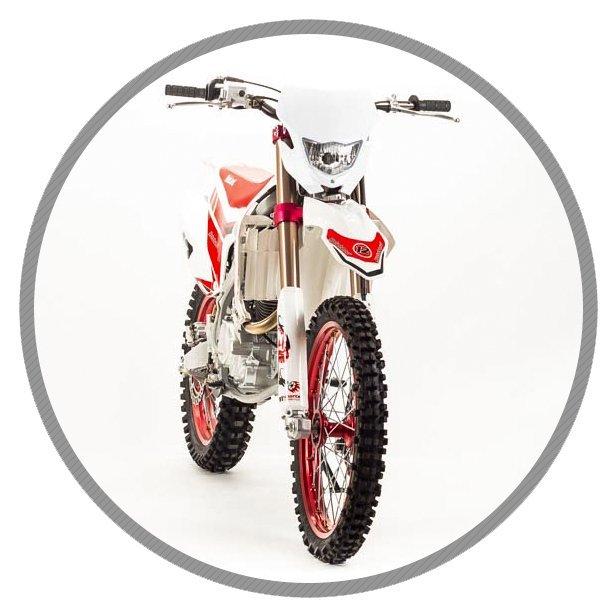 Кроссовый мотоцикл Motoland WRX250 Lite
