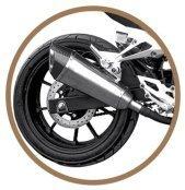 тормозная система мотоцикла racer storm 250