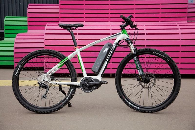 Велогибрид Benelli Tagete 27.5 фото 1