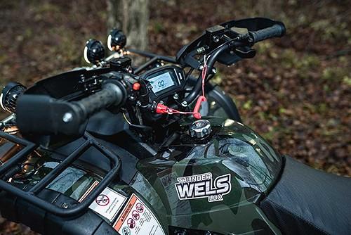 WELS ATV Thunder 200 LUX 2