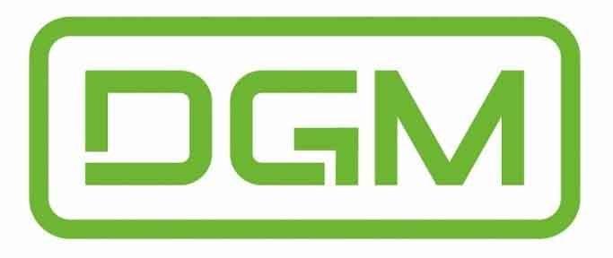 логотип DGM bc 240