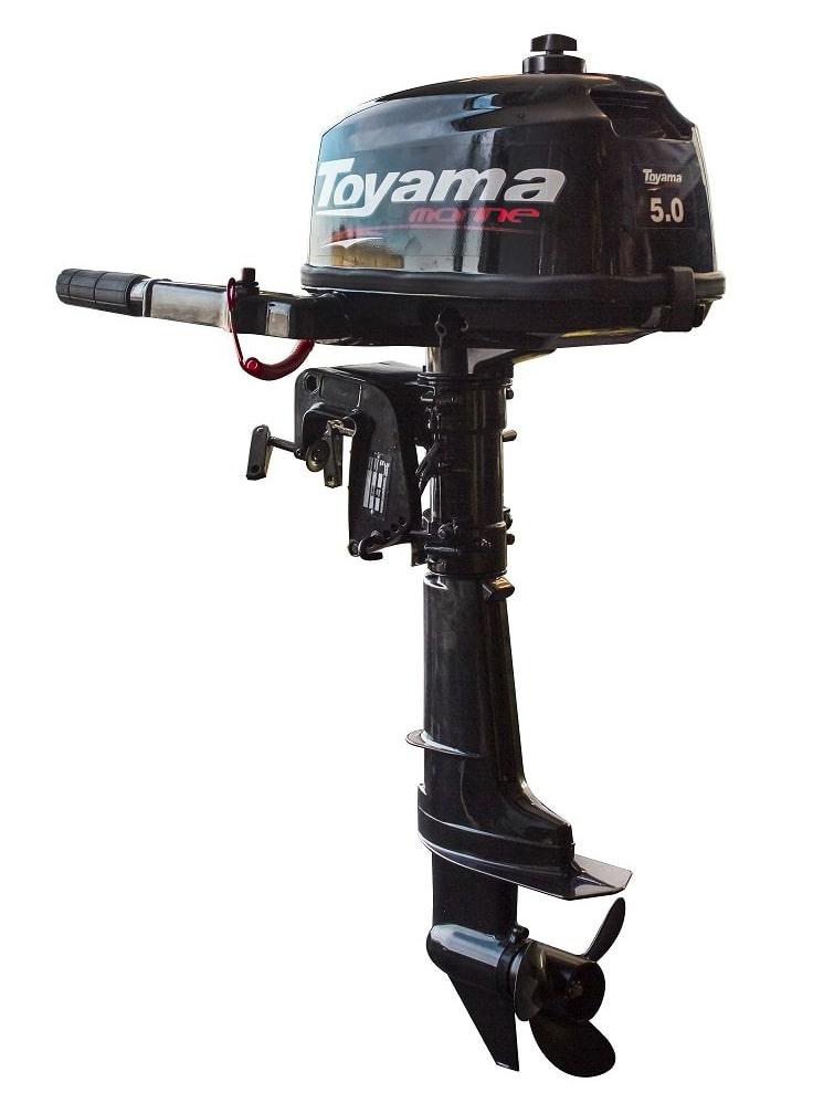 Лодочный мотор TOYAMA T5 BMS