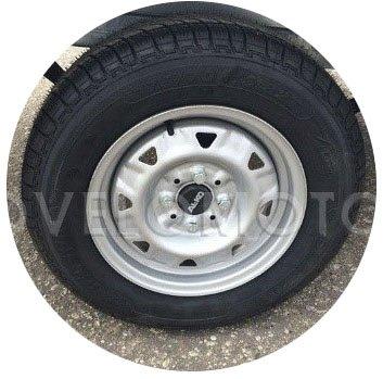 колёса прицепа белтрейлер ВТ200-20