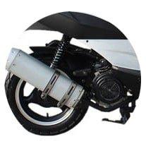 Скутер Racer RC50QT-6F FLAME