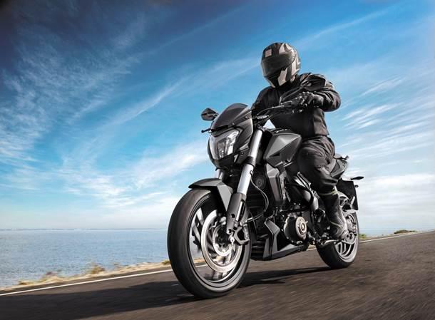 Мотоцикл Баджадж Доминар 400 2019