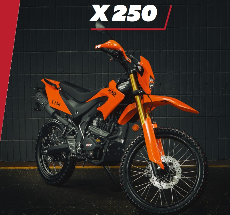 Minsk X250