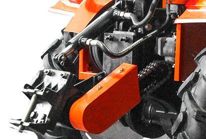 Мини-трактор Schneider Т-20 (18 л.с., BOM, 800 куб.см, гидравлика, рег. колея) + 4 Подарка!