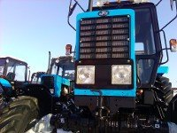 световые приборы трактора МТЗ БЕларус 82.1