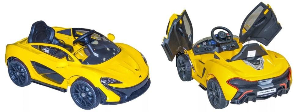 Chi Lok Bo McLaren P1