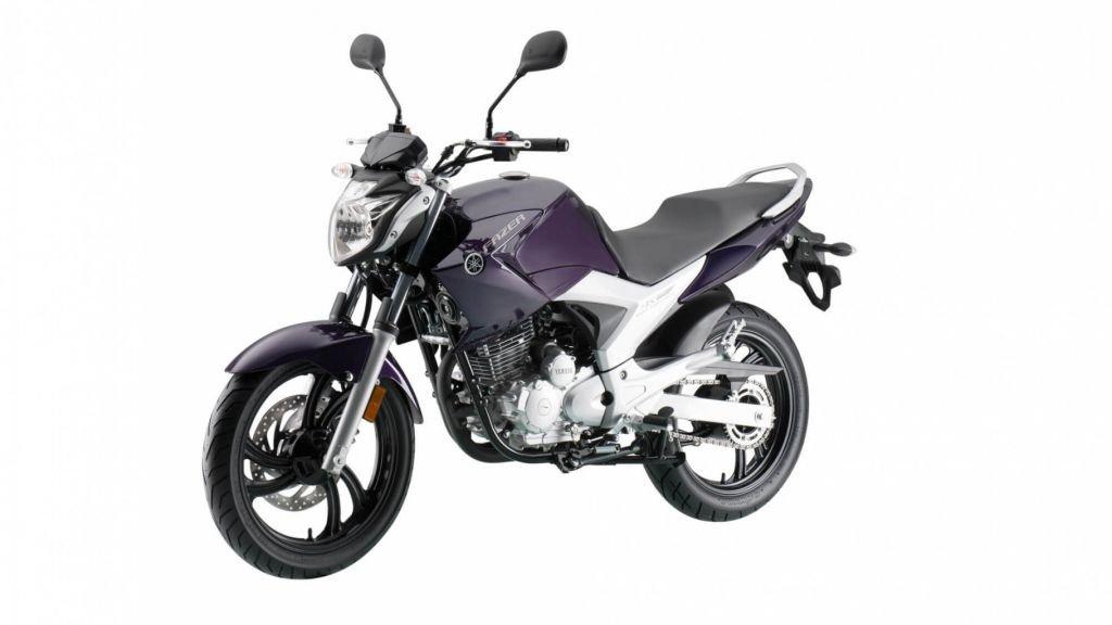 2019 Yamaha-Fazer-250-RU-Cosmic-Purple-Action