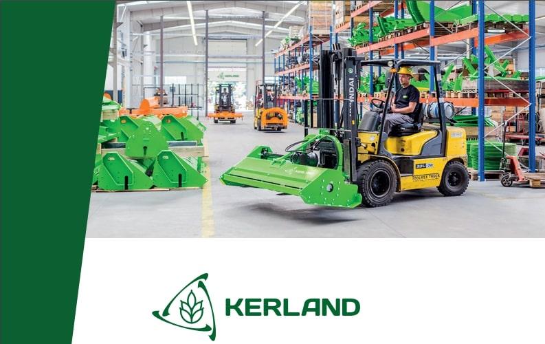 Отвал Kerland 3555-3