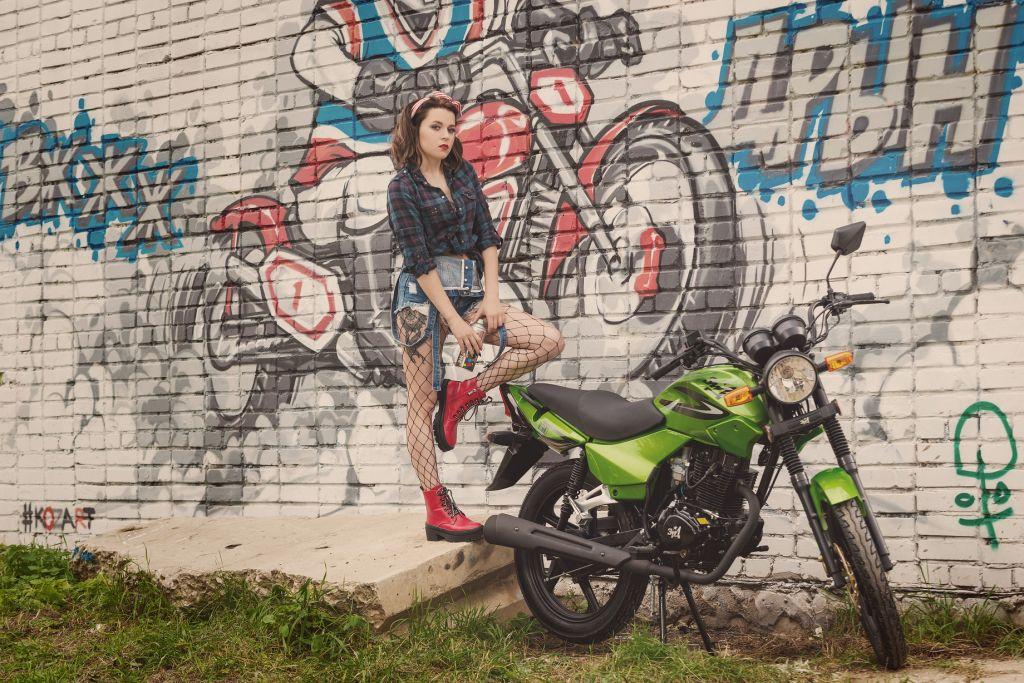 зид стрит 150 зелёный 3
