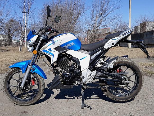 Мотоцикл Regulmoto SK 200 10 А