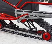 Снегоход Irbis TUNGUS 600l 2
