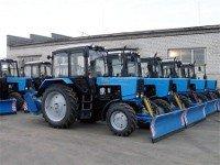 комплектация трактора МТЗ БЕларус 82.1