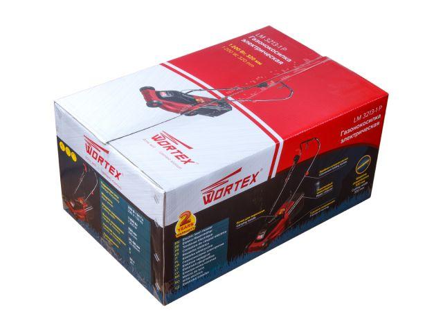 Газонокосилка электрическая WORTEX LM 3213-1 P