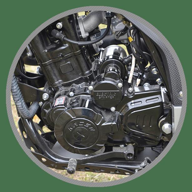 Двигатель Zongshen ZS177