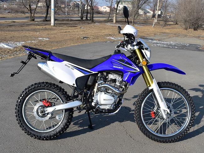 Мотоцикл Regulmoto Sport-003