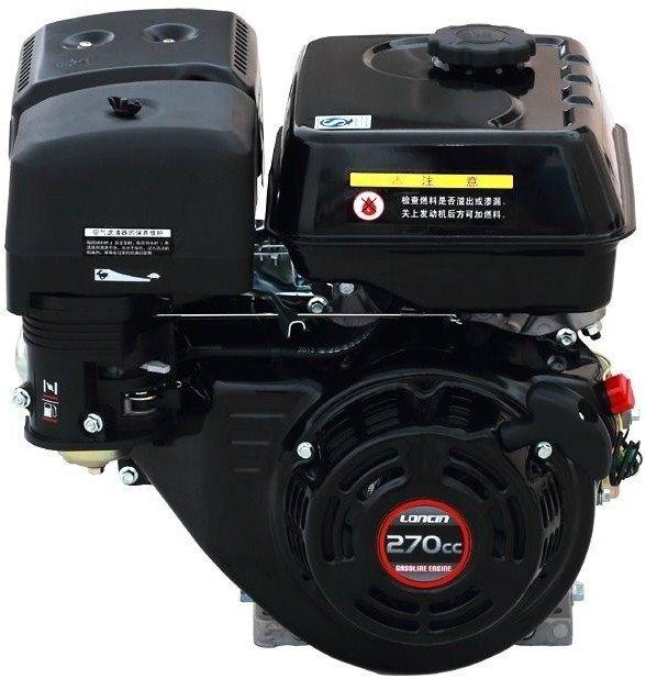 двигатель loncin g270 9 л.с. аналог Honda GX270