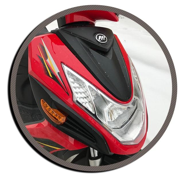 фара скутер lifan lf50qt-26