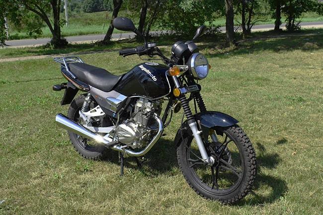 Мотоцикл Regulmoto SK 150-6