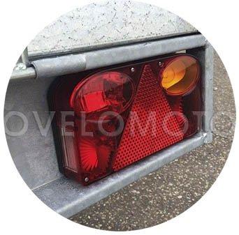 задний фонарь прицеп белтрейлер ВТ200-20