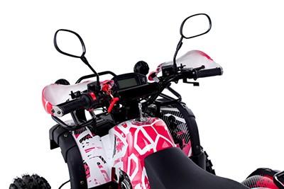 Квадроцикл WELS ATV Thunder 125 Люкс 2