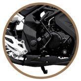 двигатель мотоцикла racer storm rc250xzr-a