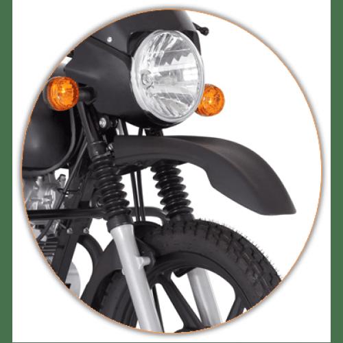 Мотоцикл BAJAJ Boxer BM 125 X NEW