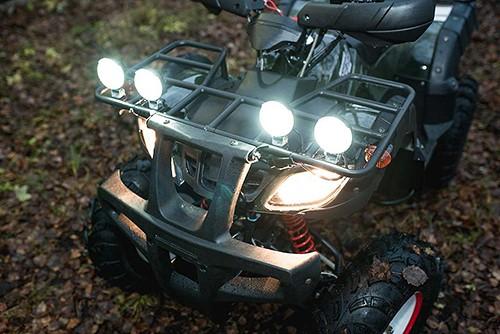 WELS ATV Thunder 200 LUX комплектация