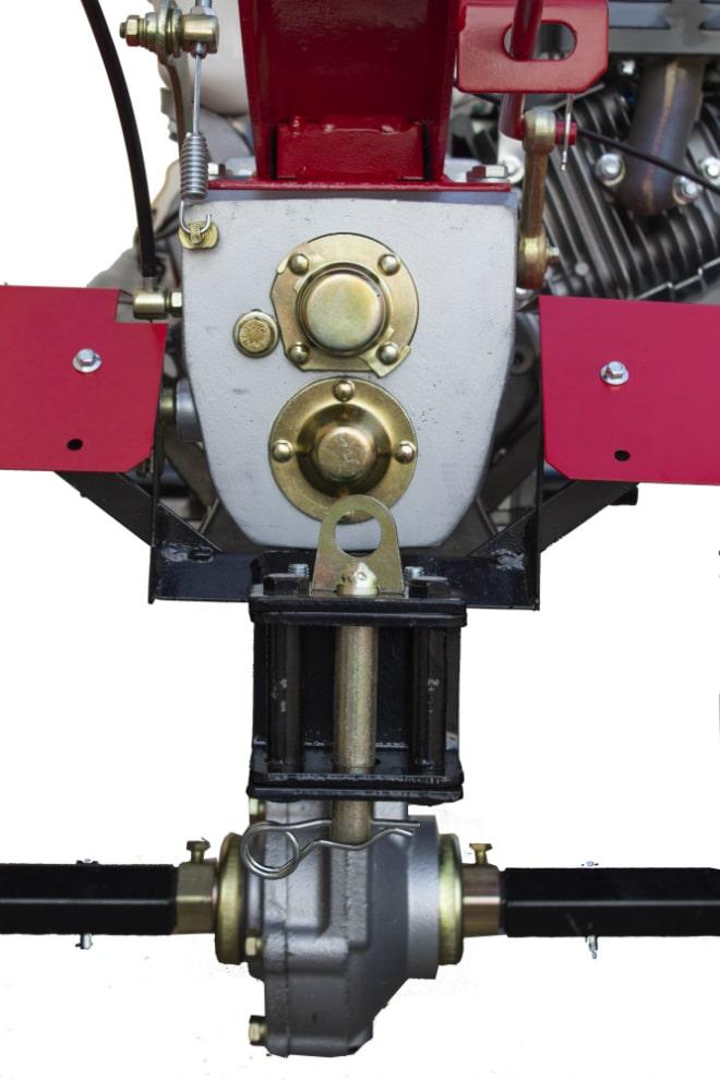 Мотоблок ТТ 190F 9 л с 3