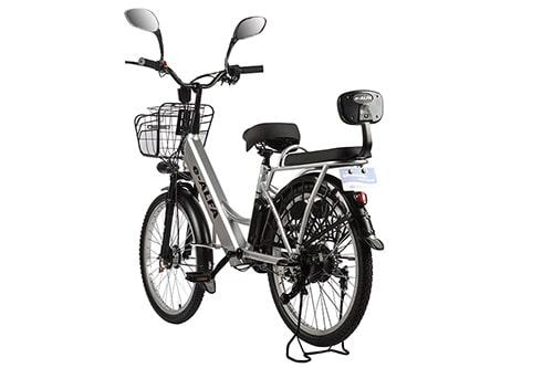 велогибрид Eltreco e-ALFA 2