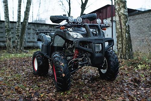 WELS ATV Thunder 200 LUX