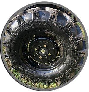 большие колёса мотоблока бахо 1800