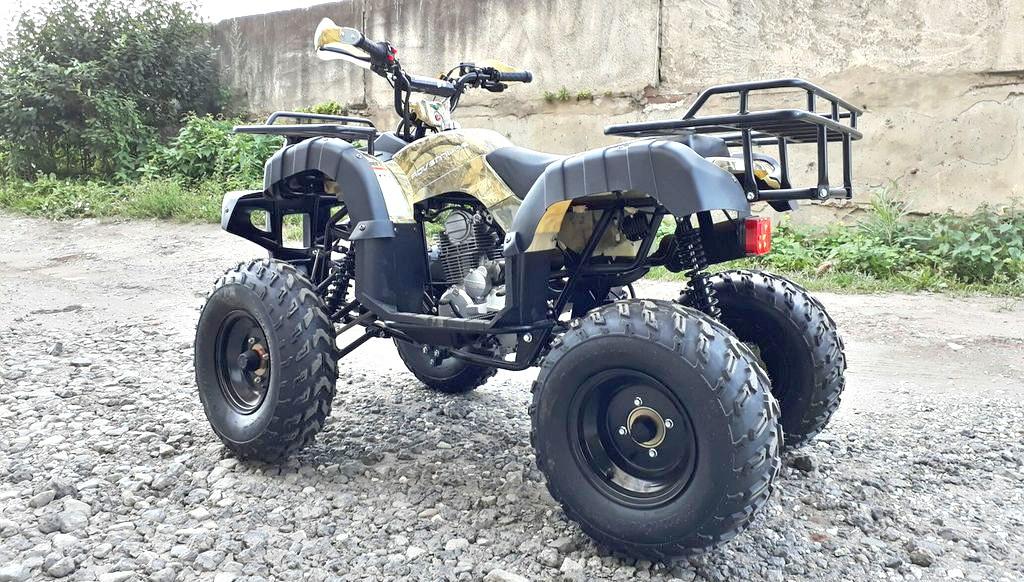 КВАДРОЦИКЛ ATV 250 ADVENTURE