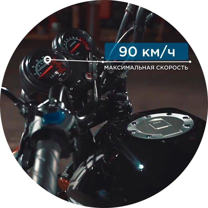 максимальная скорость зид 150