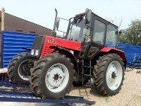 обзор трактора МТЗ Беларус 82.1