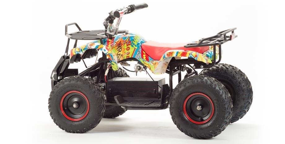 Детский квадроцикл Motoland ATV E005