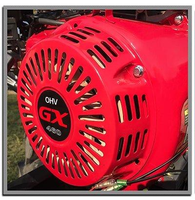 двигатель GX460 honda бахо 1800