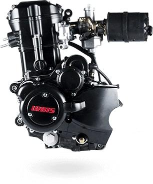 двигатель снегохода irbis tungus 400