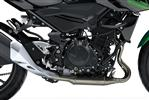 Мотоцикл Кавасаки Z400 2019 рядная двойка